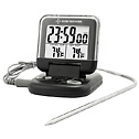 SC-90080-00 Digi-Sense Thermometer with Timer and Probe, 32-392F/0-200C