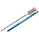 Representative photo only Cole Parmer Longstem thermometer 11 1 2 L range 58 to 572 F 50 to 300 C