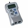 Representative photo only Compact digital force gauge with USB analog and RS 232 output 200 lb capacity