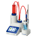 Mettler Toledo Easy pH Titrator System 20 mL 100 240 VAC 50 60 Hz (Representative photo only)