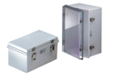 Representative photo only Bud Industries NBA Series Enclosure ABS 7 x 8 x 12