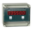 Small 1 8 DIN Mount Meter Controller Enclosures (Representative photo only)