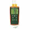 Representative photo only Extech EA10 EasyView Thermocouple Thermometer Dual Channel