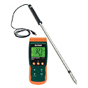 EW-95001-83 Extech SDL550 Moisture Content Meter and Datalogger for  Grain, Corn, Rice, Cotton and Paper