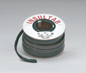 PVC heat shrink tubing 1 32 x 1 16 100 ft roll (Representative photo only)