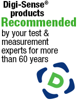 Recommended by test & measurement experts for more than 60 years
