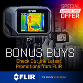 Flir Bonus Buys special offer - for limited time only