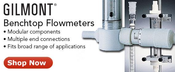 Gilmont flowmeters