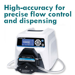I/P Series Masterflex peristaltic pump, powerful systems
