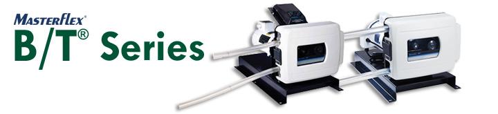 Masterflex B/T Series Tubing Peristaltic Pumps