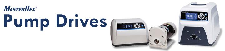 Masterflex pump components - drives