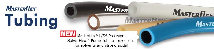 Masterflex peristaltic pump components -  tubing