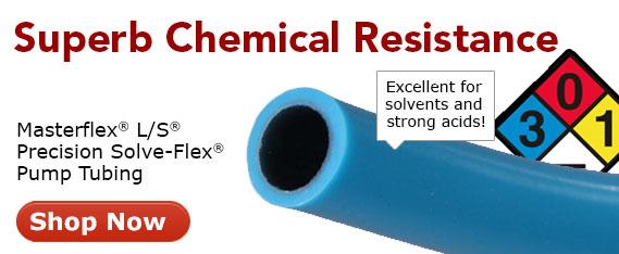 Masterflex L/S Precision Solve-Flex Pump Tubing