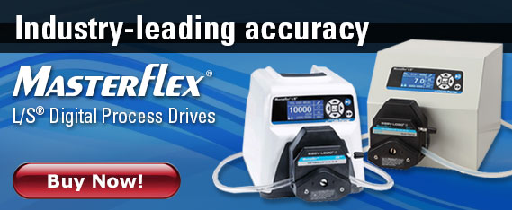 Masterflex L/S Digital Process Drives - Industry-leading accuracy