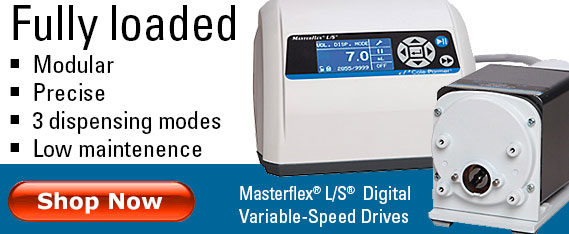 Masterflex L/S Digital Modular Dispensing Drives