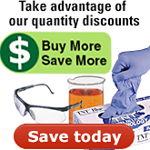 Save on safety supplies today