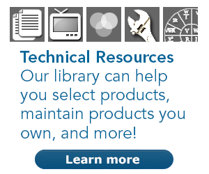 Looking for more technical information?