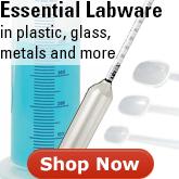 Labware to measure, scoop, dispense