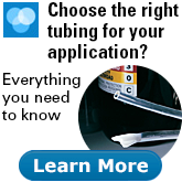 Find the right tubing formulation
