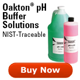 Oakton pH buffer