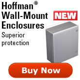 Hoffman Wall Mount Enclosure