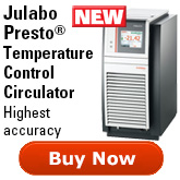 Julabo Temperature Control Circulator Systems