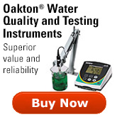 Oakton Water Quality and Testing Instruments