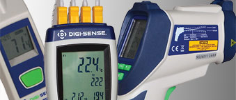 Digi-Sense Temperature Instruments