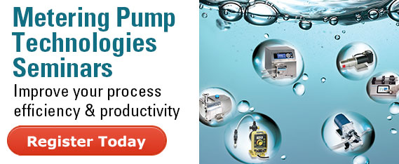 Pump Technologies Training Seminar