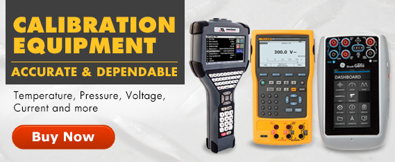 Calibration Equipment. Accurate and dependable temperature, pressure, voltage and current products