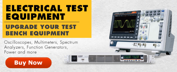 Upgrade your test bench equipment