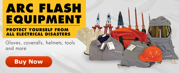 Arc Flash Equipment - Protect yourself from all electrical disasters