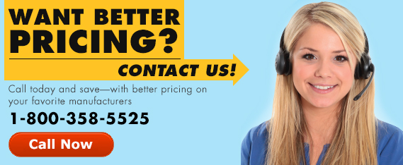Contact us for better pricing