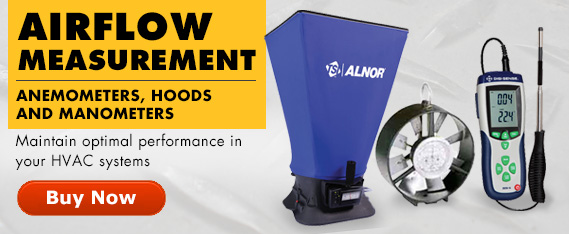 Airflow Measurement maintain optimal performance in your HVAC systems