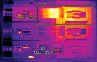 Thermal Imager Sensitivity (NETD)