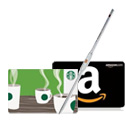 Get free a case of volumetric pipettes, a $25 Starbucks Card and a $15 Amazon.com® Gift Card