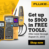 Fluke special offer-limited time only. See how to receive your free gift
