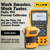 Fluke special offer-limited time only - work smarter, work faster