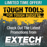 Extech special offer- limited time only