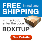 Free shipping in USA- limited time only