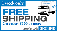 Free shipping offer- limited time!