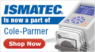 Ismatec is now a part of Cole-Parmer