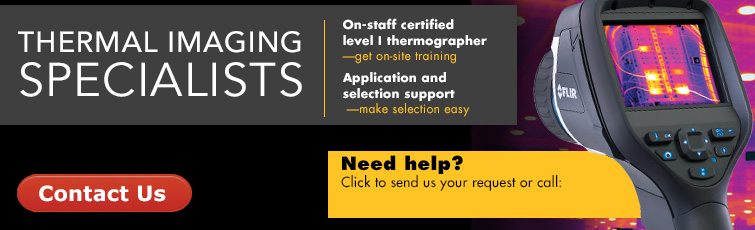 Thermal imaging specialists. Contact us for on-site training