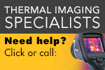 Thermal Imaging Specialsts help you get what you need